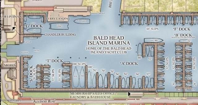 S17 Keelson Row, Bald Head Island, NC 28461 (MLS #100219833) :: The Chris Luther Team