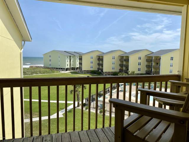 918 N New River Drive #636, Surf City, NC 28445 (MLS #100219834) :: RE/MAX Elite Realty Group