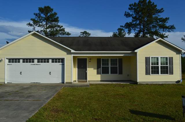 605 Red Bud Court, Richlands, NC 28574 (MLS #100219837) :: Coldwell Banker Sea Coast Advantage