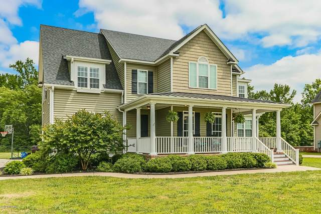 212 Clemens Drive, Pikeville, NC 27863 (MLS #100219844) :: RE/MAX Elite Realty Group