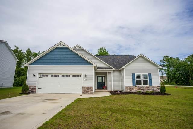 149 Bridgeport Drive, Sneads Ferry, NC 28460 (MLS #100219855) :: RE/MAX Essential