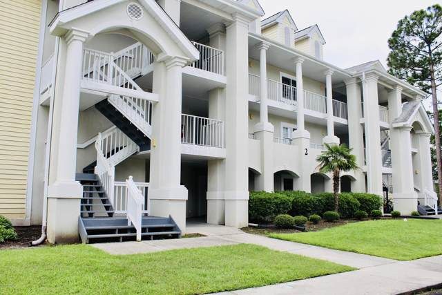 330 S Middleton Drive NW #204, Calabash, NC 28467 (MLS #100219859) :: Coldwell Banker Sea Coast Advantage