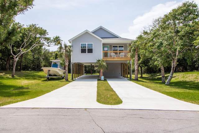 158 Salter Path Road, Pine Knoll Shores, NC 28512 (MLS #100219874) :: The Tingen Team- Berkshire Hathaway HomeServices Prime Properties