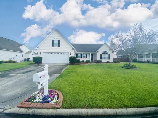 107 Joshua Norman Drive, New Bern, NC 28562 (MLS #100219877) :: The Tingen Team- Berkshire Hathaway HomeServices Prime Properties