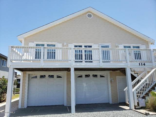 114 Fayetteville Street, Holden Beach, NC 28462 (MLS #100219889) :: Vance Young and Associates