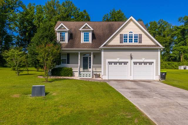 155 Backfield Place, Jacksonville, NC 28540 (MLS #100219891) :: Berkshire Hathaway HomeServices Hometown, REALTORS®