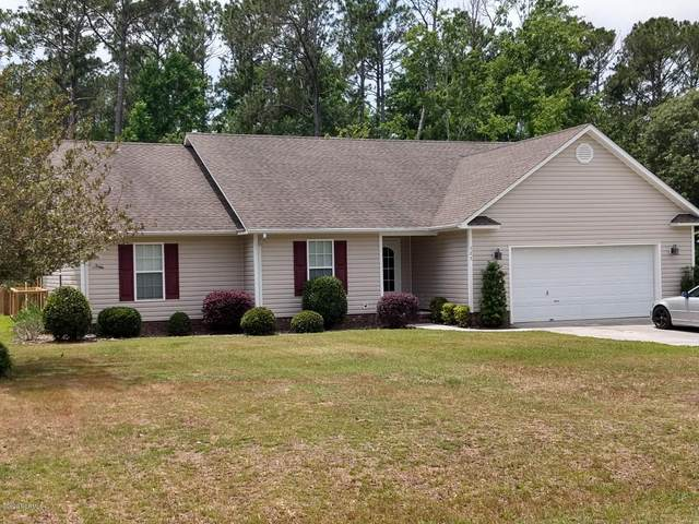 323 Clam Digger Court, Swansboro, NC 28584 (MLS #100219893) :: CENTURY 21 Sweyer & Associates