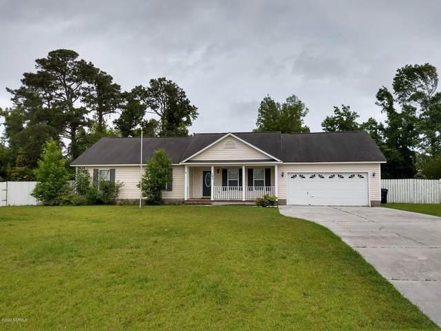 102 Beagle Drive, Hubert, NC 28539 (MLS #100219897) :: Castro Real Estate Team