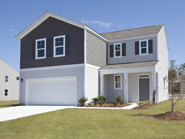 410 High Ridge Court #56, Sneads Ferry, NC 28460 (MLS #100219914) :: RE/MAX Essential