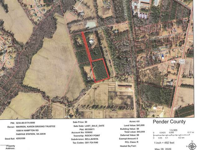 4.6 A R Black Avenue, Rocky Point, NC 28457 (MLS #100219954) :: Stancill Realty Group