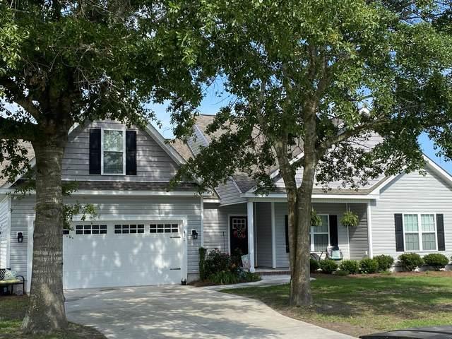 412 Moss Springs Drive, Swansboro, NC 28584 (MLS #100219973) :: Barefoot-Chandler & Associates LLC