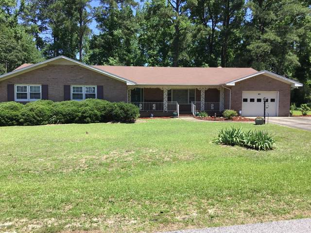 401 Pineview Road, Clinton, NC 28328 (MLS #100219990) :: The Chris Luther Team