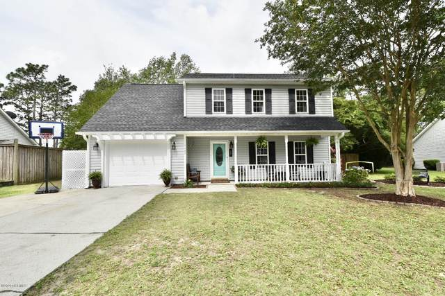1007 Shallowford Drive, Wilmington, NC 28412 (MLS #100220005) :: The Cheek Team