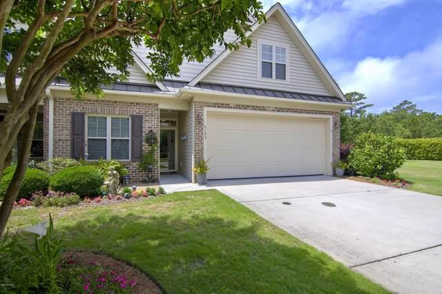 4193 Cambridge Cove Road #4, Southport, NC 28461 (MLS #100220025) :: Castro Real Estate Team