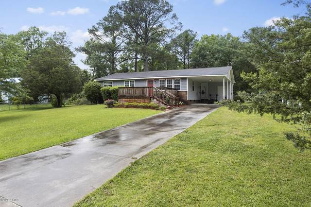 219 Regalwood Drive, Jacksonville, NC 28546 (MLS #100220032) :: RE/MAX Essential
