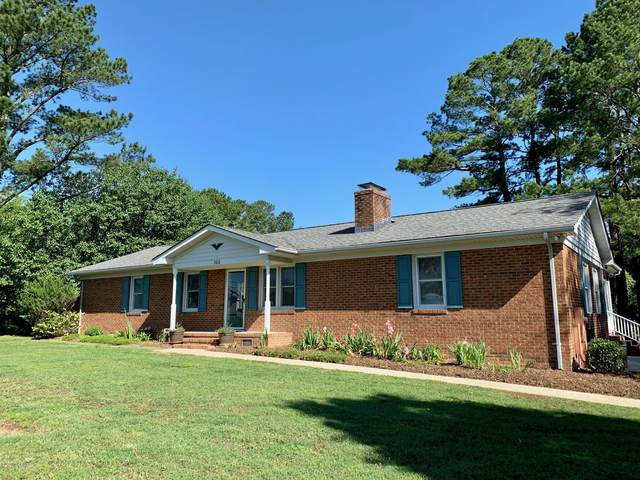 380 Jethro Mills Road, Greenville, NC 27858 (MLS #100220045) :: Thirty 4 North Properties Group