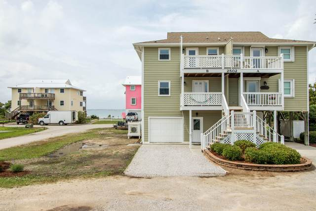 2502 Emerald Drive W, Emerald Isle, NC 28594 (MLS #100220049) :: RE/MAX Essential