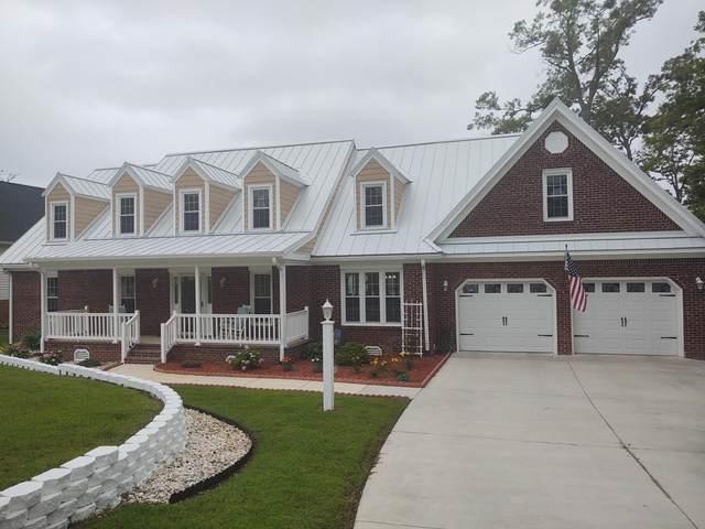 112 White Oak Bluff Road, Stella, NC 28582 (MLS #100220058) :: RE/MAX Essential
