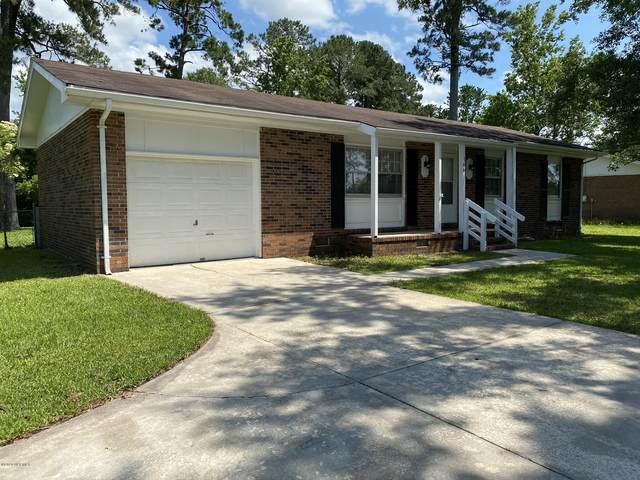 166 Old 30 Road, Jacksonville, NC 28546 (MLS #100220063) :: Courtney Carter Homes