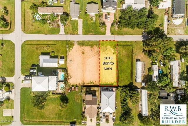 1613 Bonito Lane, Carolina Beach, NC 28428 (MLS #100220109) :: Coldwell Banker Sea Coast Advantage