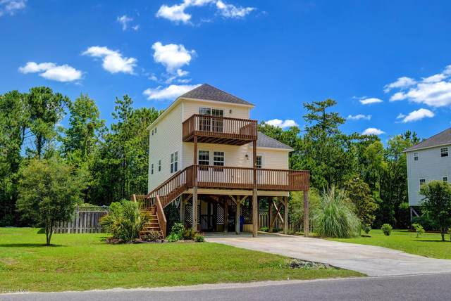 811 Driftwood Drive, Hampstead, NC 28443 (MLS #100220149) :: Berkshire Hathaway HomeServices Hometown, REALTORS®
