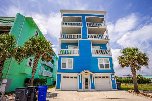 308 Carolina Beach Avenue S #1, Carolina Beach, NC 28428 (MLS #100220151) :: Vance Young and Associates