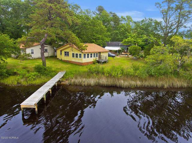 217 Camp Queen Road, Swansboro, NC 28584 (MLS #100220153) :: Courtney Carter Homes