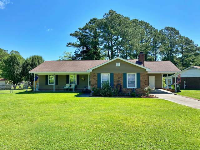 901 Colony Drive, New Bern, NC 28562 (MLS #100220166) :: Courtney Carter Homes