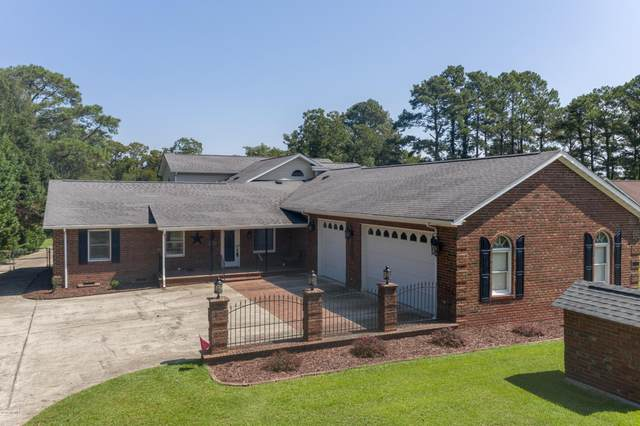 6731 Clarks Neck Road, Washington, NC 27889 (MLS #100220169) :: Courtney Carter Homes