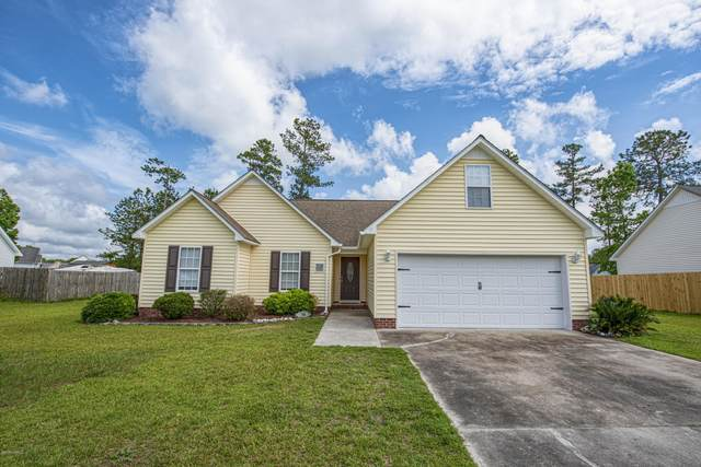 104 Secretariat Drive, Havelock, NC 28532 (MLS #100220176) :: Courtney Carter Homes