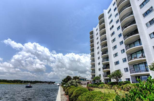 322 Causeway Drive #1101, Wrightsville Beach, NC 28480 (MLS #100220197) :: David Cummings Real Estate Team