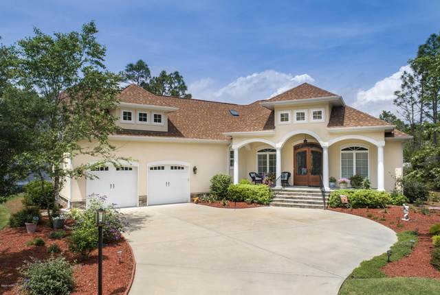 4012 Members Club Boulevard, Southport, NC 28461 (MLS #100220207) :: Lynda Haraway Group Real Estate