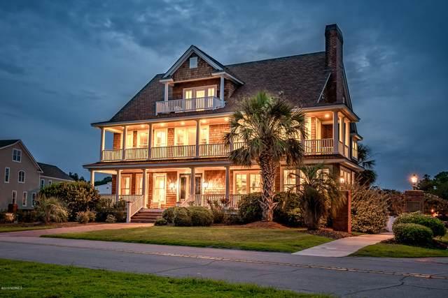 101 Carrot Island Lane, Beaufort, NC 28516 (MLS #100220208) :: Castro Real Estate Team