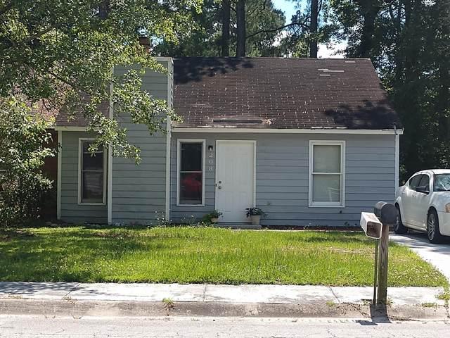 208 Village Drive, Jacksonville, NC 28546 (MLS #100220215) :: Donna & Team New Bern