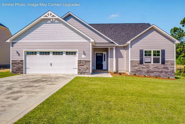 127 Heron Watch Drive, Hubert, NC 28539 (MLS #100220223) :: Coldwell Banker Sea Coast Advantage