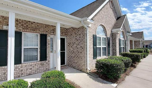 4975 Kona Court #4, Southport, NC 28461 (MLS #100220230) :: Berkshire Hathaway HomeServices Hometown, REALTORS®