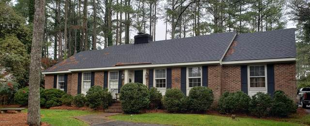 804 Raleigh Road Parkway W, Wilson, NC 27893 (MLS #100220241) :: The Keith Beatty Team