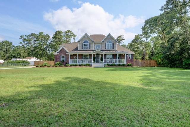 205 Center Drive, Hampstead, NC 28443 (MLS #100220256) :: Berkshire Hathaway HomeServices Hometown, REALTORS®