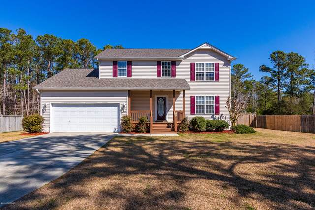 107 River Reach Drive W, Swansboro, NC 28584 (MLS #100220261) :: Berkshire Hathaway HomeServices Hometown, REALTORS®