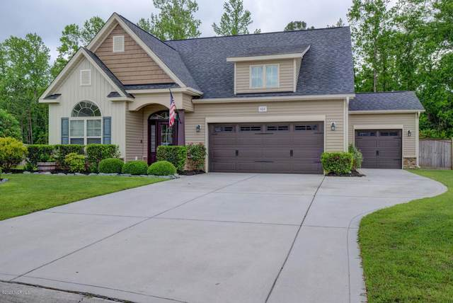 404 Ragged Point Court, Jacksonville, NC 28546 (MLS #100220271) :: RE/MAX Essential