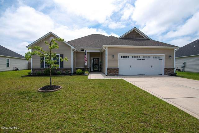 849 Dynasty Drive, Jacksonville, NC 28546 (MLS #100220287) :: Donna & Team New Bern