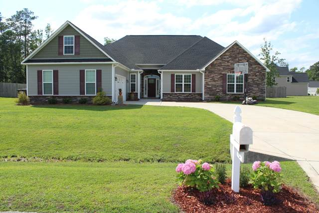 102 Falken Court, New Bern, NC 28562 (MLS #100220319) :: Berkshire Hathaway HomeServices Hometown, REALTORS®