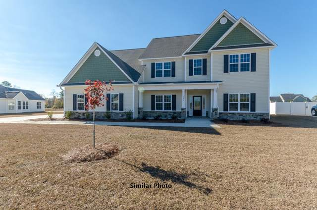 100 Colonial Post Road, Jacksonville, NC 28546 (MLS #100220324) :: Frost Real Estate Team