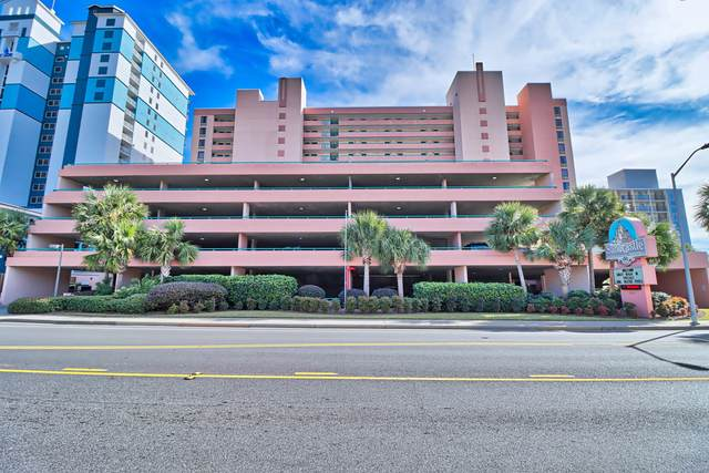 2207 S Ocean Boulevard #807, Myrtle Beach, SC 29577 (MLS #100220353) :: Lynda Haraway Group Real Estate