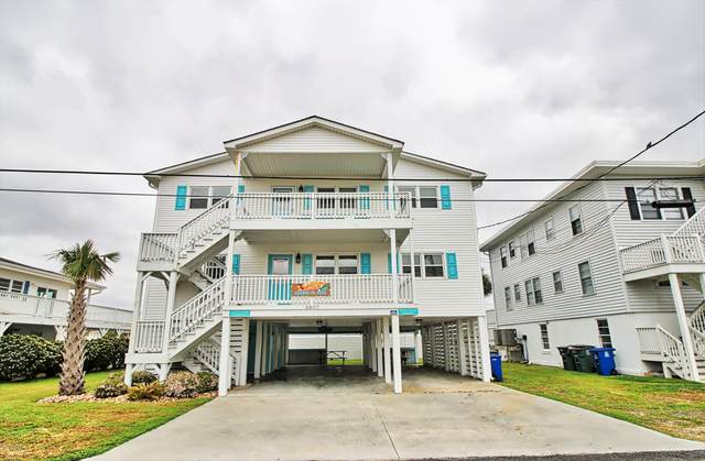 3807 Lake Drive, North Myrtle Beach, SC 29582 (MLS #100220358) :: RE/MAX Elite Realty Group