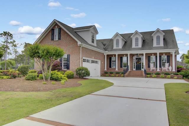 3710 Wingfoot Drive, Southport, NC 28461 (MLS #100220365) :: Lynda Haraway Group Real Estate