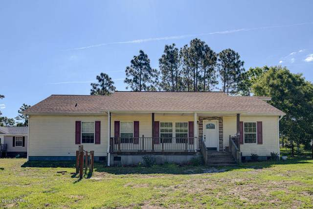 595 Lumbee Road, Southport, NC 28461 (MLS #100220380) :: Lynda Haraway Group Real Estate