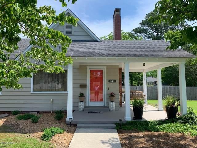 300 E 9th Street, Washington, NC 27889 (MLS #100220381) :: RE/MAX Elite Realty Group