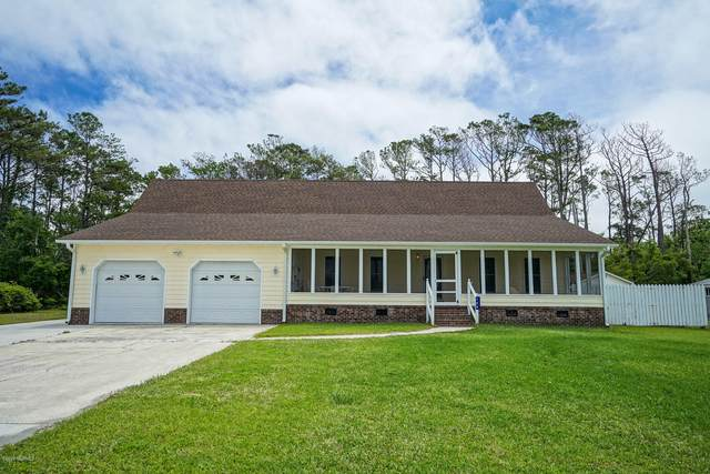 188 Sheldon Road, Harkers Island, NC 28531 (MLS #100220387) :: CENTURY 21 Sweyer & Associates