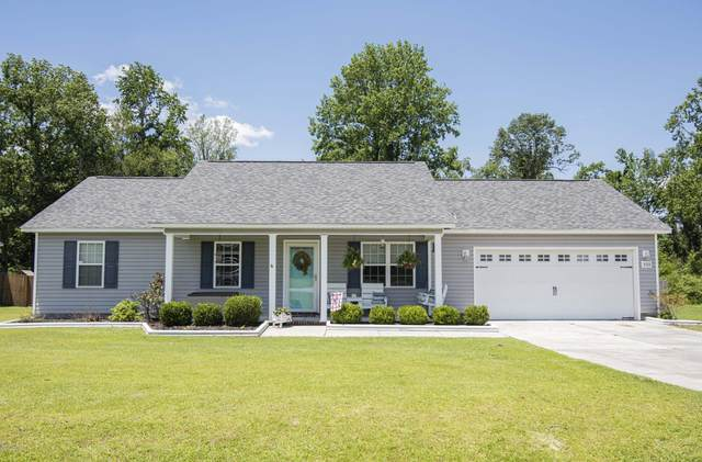 309 Reid Court N, Jacksonville, NC 28540 (MLS #100220417) :: Courtney Carter Homes